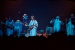 Tinariwen at the Fonda Theatre March 31, 2017. Photo by David Benjamin