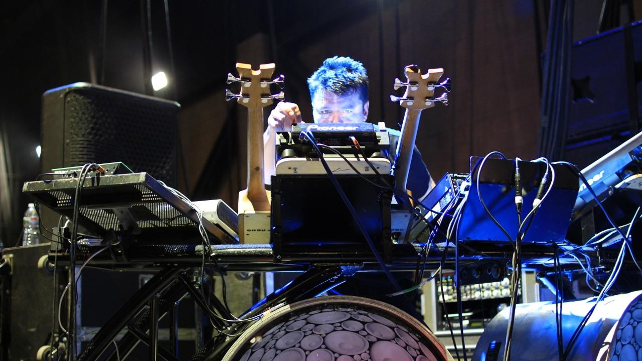 Tool And Crystal Method Tour