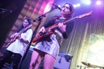 Hinds at the Regent Theater, April 18, 2017. Photo by Carl Pocket