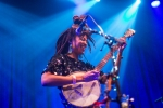 Valerie June at the Regent Theater, Dec. 1, 2017. Photo by Jessica Hanley