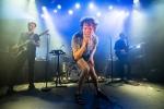 !!! (Chk Chk Chk) at the Echoplex (Photo by Carl Pocket)