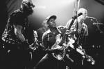 Tom Morello at the Joe Hill Centenary concert at the Troubadour (Photo by Michelle Shiers)