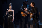 Fiona Apple and Jakob Dylan at the Orpheum (Photo by Chad Elder)