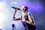 Depeche Mode by Annie Lesser