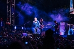 Morrissey at FYF Fest (Photo by Zane Roessell)