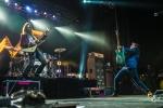 Weezer at Burgerama 4 (Photo by Samantha Saturday)
