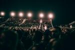FivePoint Amphitheatre, Oct. 5, 2017. Photo by Lexi Bonin