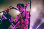 Young the Giant at FivePoint Amphitheatre, Oct. 5, 2017. Photo by Lexi Bonin