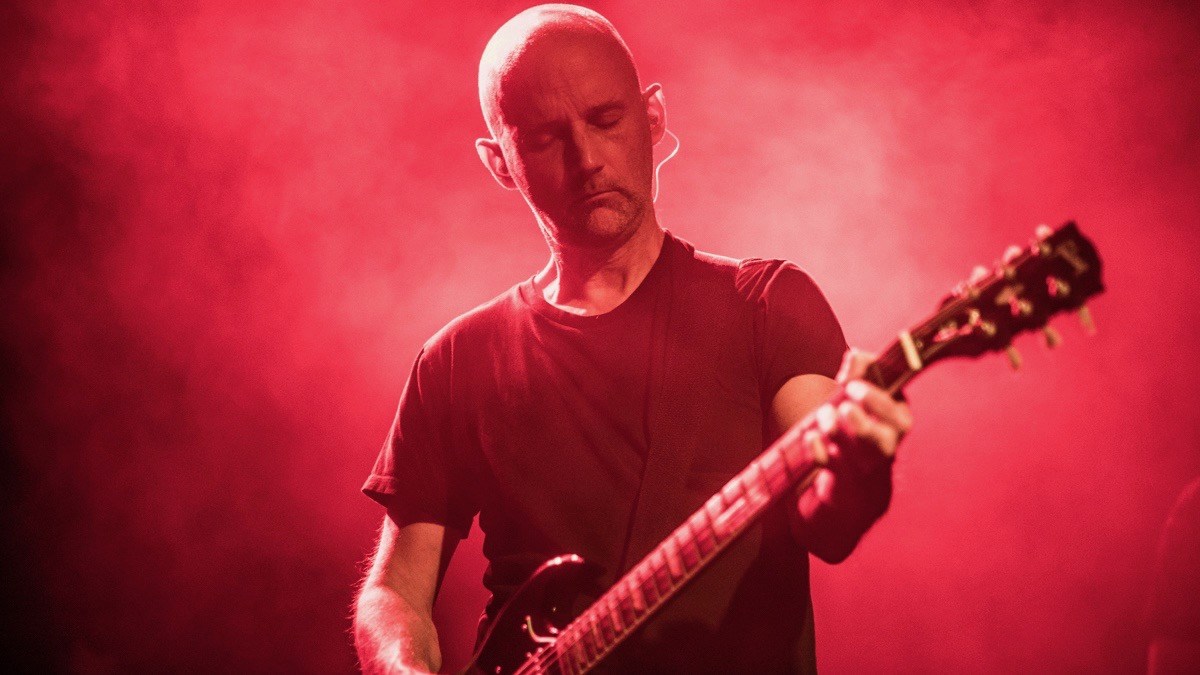 Moby at the Echo (Photo by Annie Lesser)