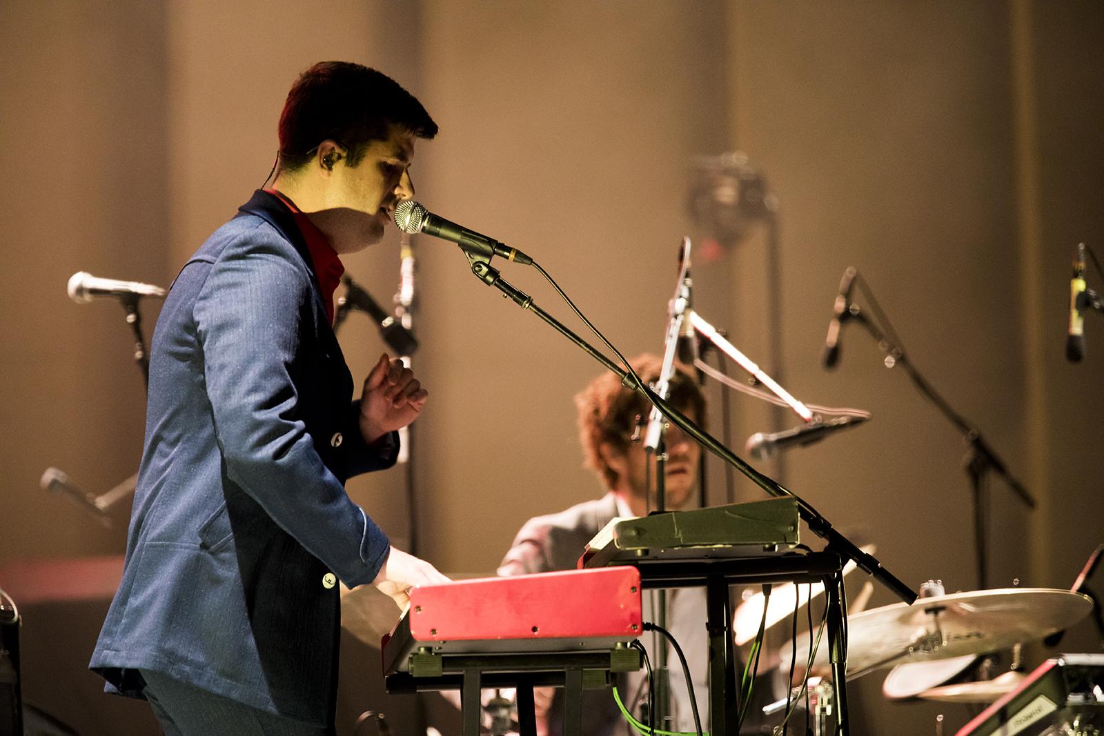 Arctic Monkeys show their range, vitality at Hollywood Bowl