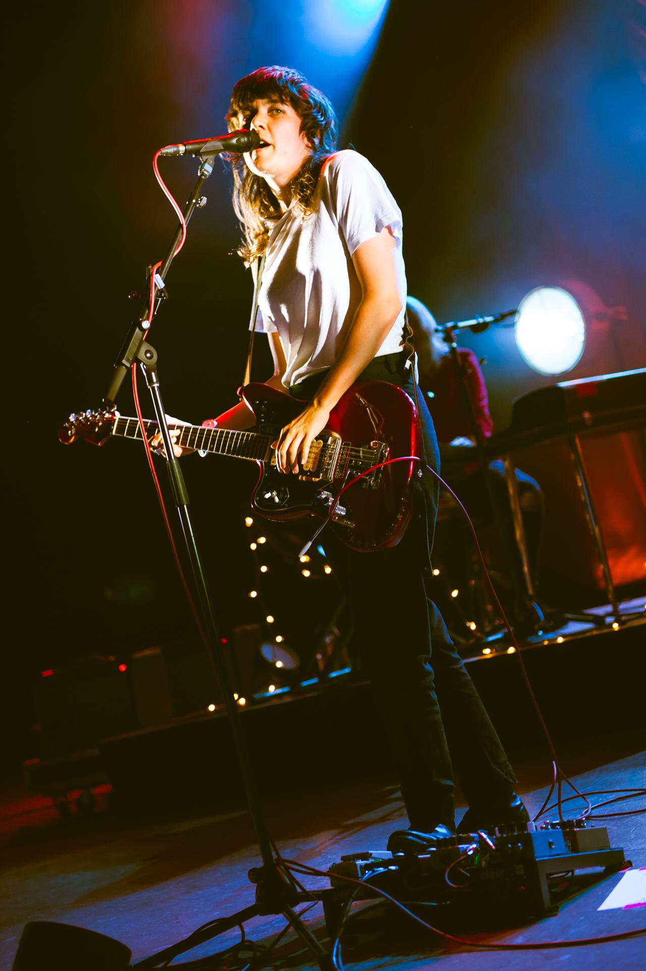 Photos: Courtney Barnett at the Greek Theatre – buzzbands la
