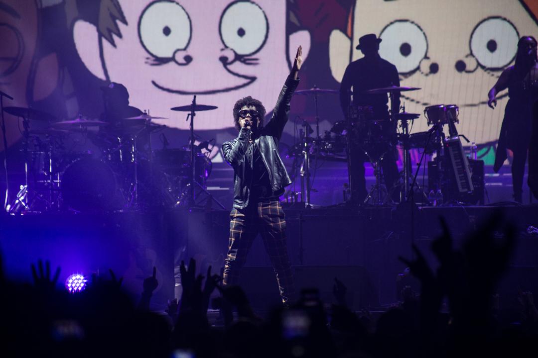 Photos: Gorillaz at the Forum – buzzbands la