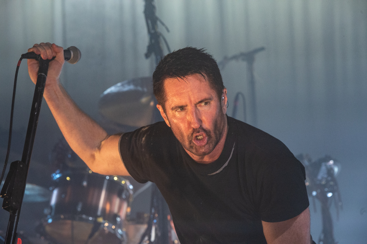 Nine Inch Nails go deep, stay strong in fourth of six Palladium