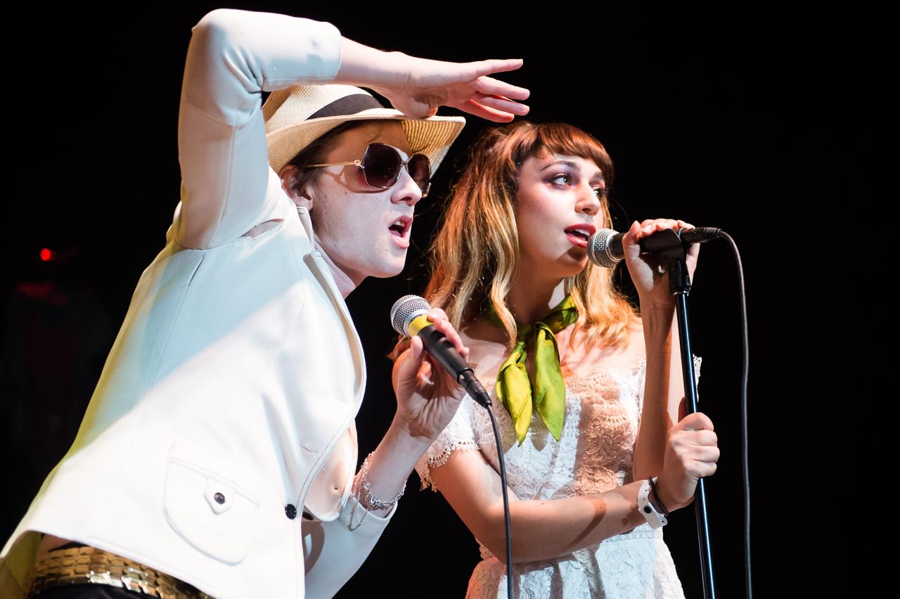 Photos: The Shins, Foxygen at the Greek Theatre – buzzbands la